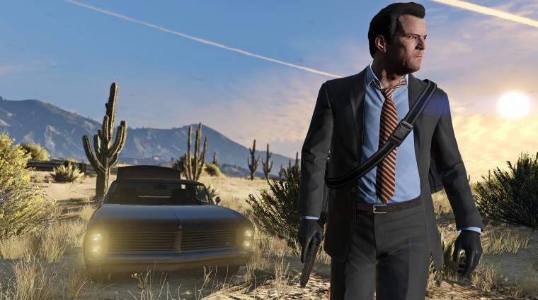 Grand Theft Auto V PC előzetes - türelem 4K-t terem bevezetőkép