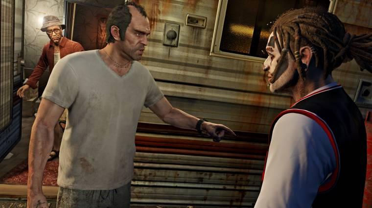 A Rockstar szolgáltatásait is megbénította az ingyenes GTA 5 bevezetőkép