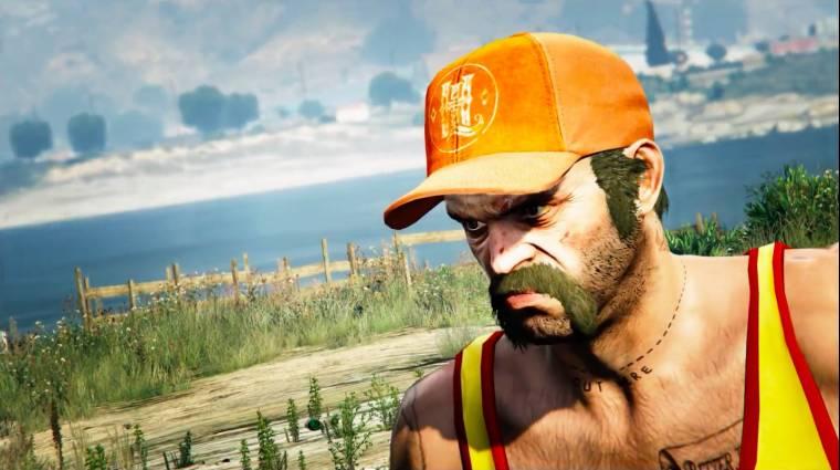 Grand Theft Auto V - folytatódik a Jackass bevezetőkép