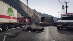 Grand Theft Auto V - ennél durvább karambolt még nem láttál kép