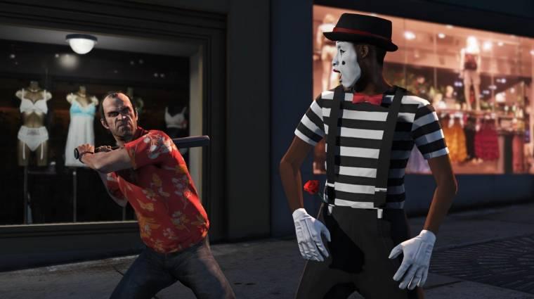 Reagált a Rockstar a GTA V körül kialakult modder-botrányra bevezetőkép