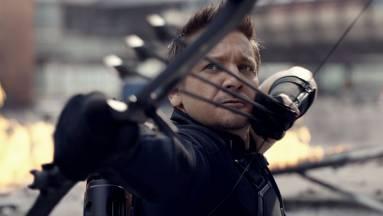 Maga Jeremy Renner szivárogtatta ki a Sólyomszem sorozat teaserét kép