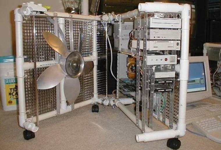 Ügy ventilátor csatlakoztatása