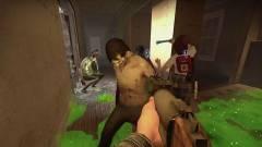Left 4 Dead 2 - a játékteremben is hasonló, csak rosszabb kép