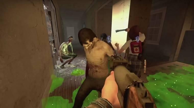 Left 4 Dead 2 - a játékteremben is hasonló, csak rosszabb bevezetőkép