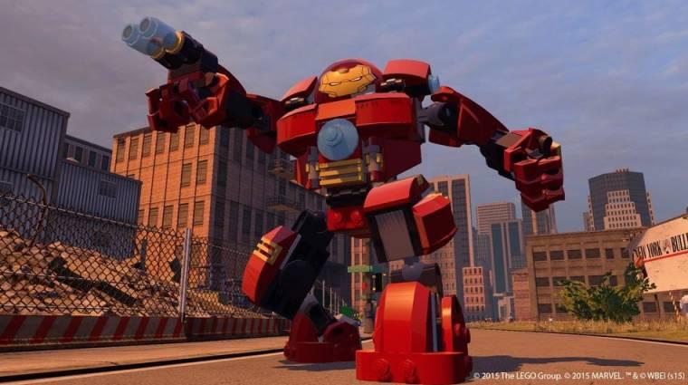 LEGO Marvel's Avengers - előfizetéssel a szuperhősök között találod magad bevezetőkép