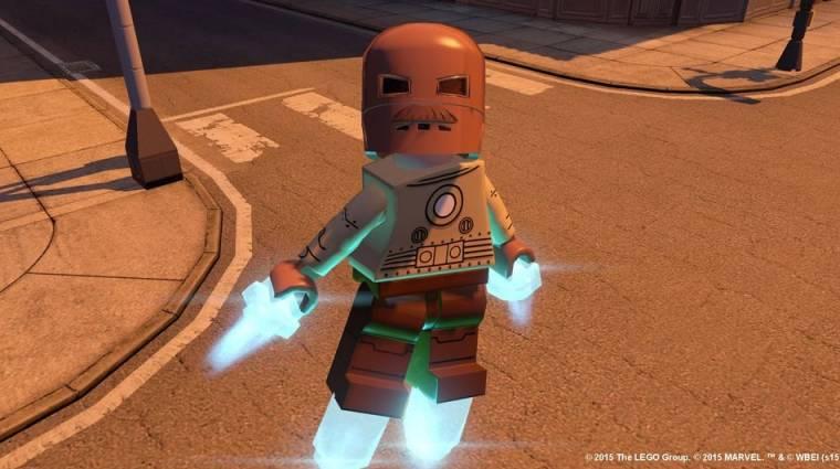 LEGO Marvel's Avengers - több mint 100 új karakter lesz bevezetőkép