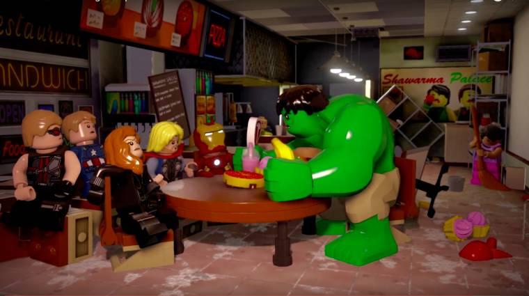 LEGO Marvel's Avengers - bejárjuk a világot (videó) bevezetőkép