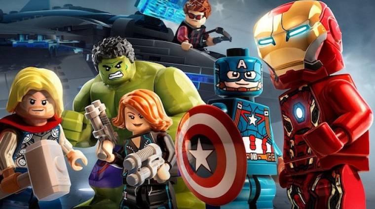 LEGO Marvel's Avengers, Rise of the Tomb Raider PC - 2016. januári játékmegjelenések bevezetőkép