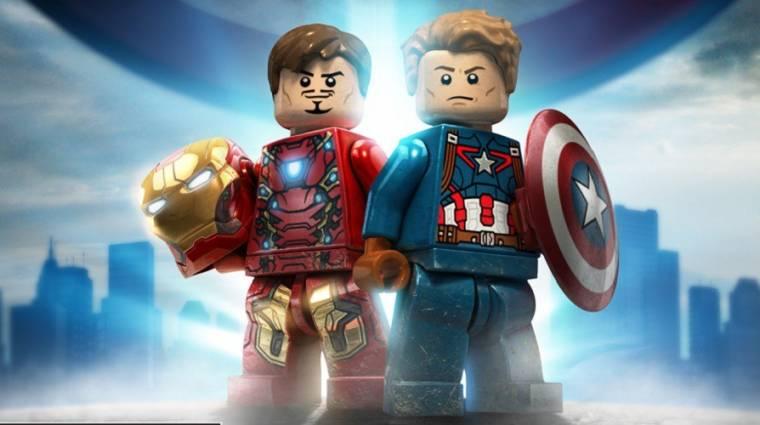 LEGO Marvel's Avengers - rengeteg új karaktert hoznak a DLC-k bevezetőkép