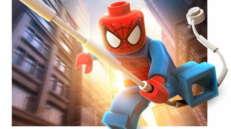 LEGO Marvel's Avengers - érkezett hat új Pókember, ráadásul ingyen bevezetőkép