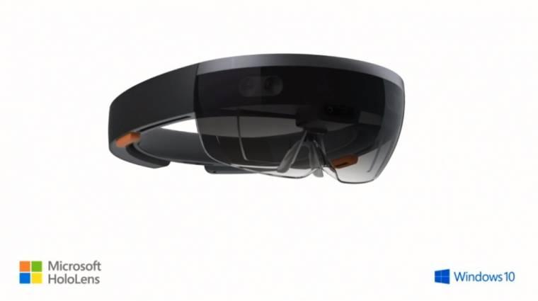 Microsoft HoloLens - elképesztő potenciál rejlik a készülő szemüvegben bevezetőkép