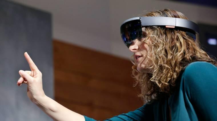 Microsoft HoloLens - az első verzió nem a játékosoknak készül bevezetőkép