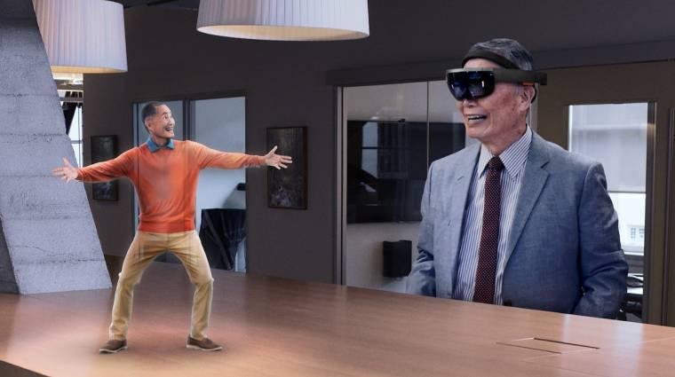 Beperelték a Microsoftot a HoloLens miatt kép
