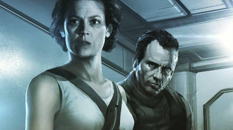 Elkaszálták az Alien 5-öt bevezetőkép