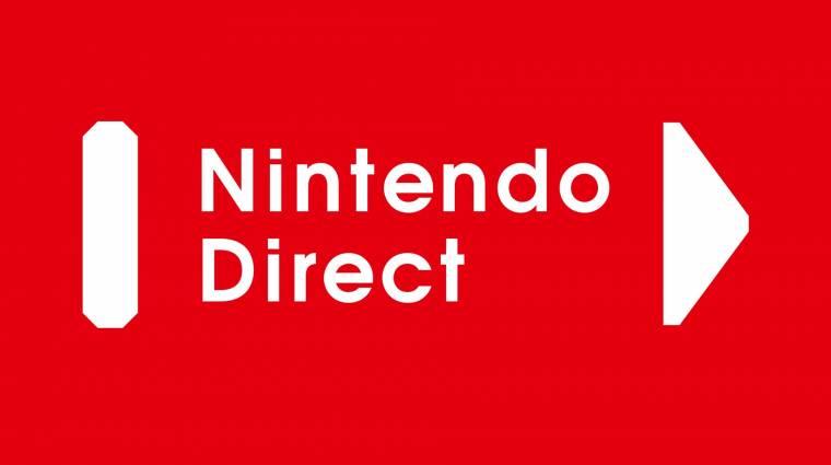 A héten lesz a következő Nintendo Direct bevezetőkép