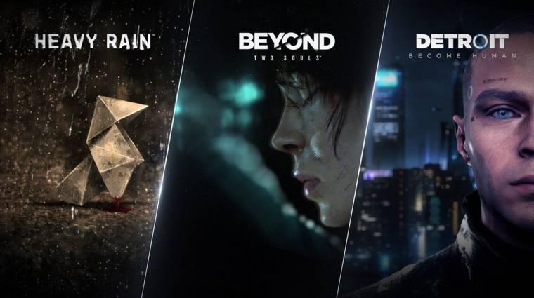 A Quantic Dream Star Wars játéka eltérhet a stúdió korábbi munkáitól bevezetőkép