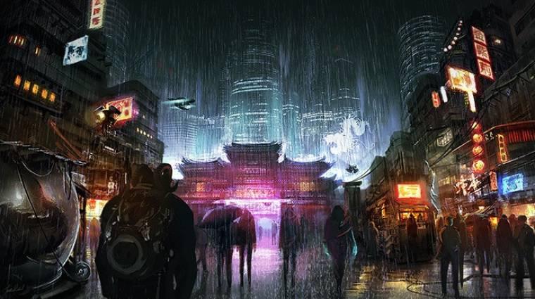 Shadowrun: Hong Kong - megvan a megjelenési dátum bevezetőkép