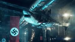 Óriási mechanikus zombi fehér cápát ígér az új Sky Sharks előzetes kép