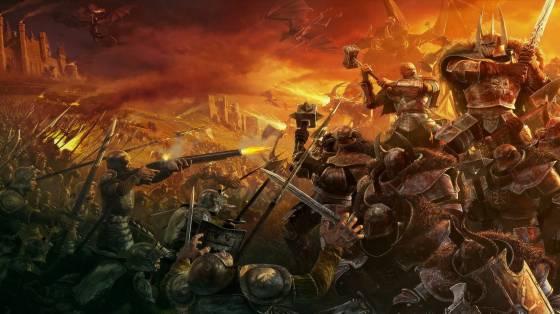 Total War: Warhammer infódoboz