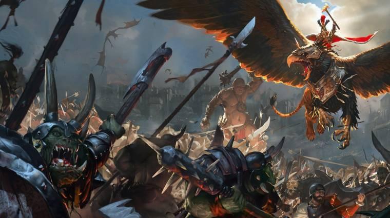 Total War: Warhammer - több operációs rendszerre is megjelenik bevezetőkép