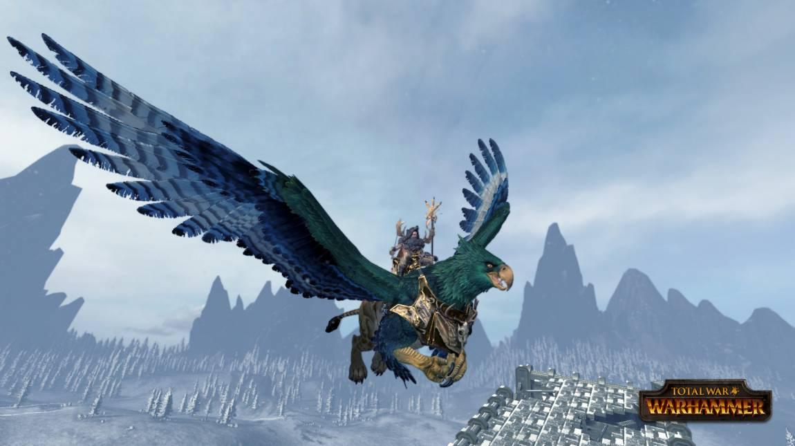 Total War: Warhammer - videón az ingyenes Amber Wizard DLC bevezetőkép
