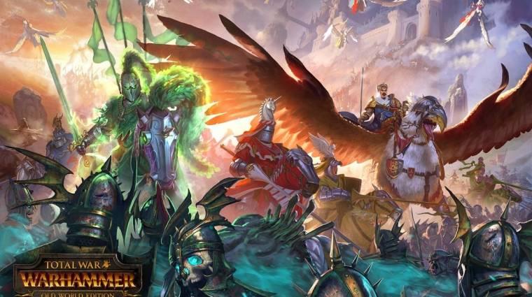 Total War: Warhammer - új frakcióval jelenik meg a dobozos kiadás bevezetőkép