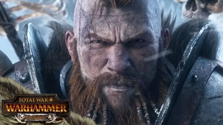Total War: Warhammer - már küszöbön a folytatás, de még jön egy DLC bevezetőkép