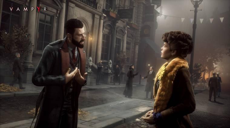 Vampyr - tévésorozat is készülhet a történet alapján bevezetőkép