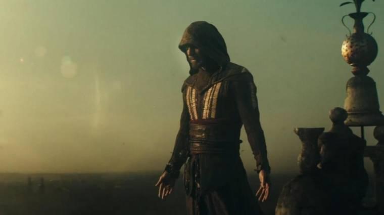Assassin's Creed - ilyen lesz a szinkron kép