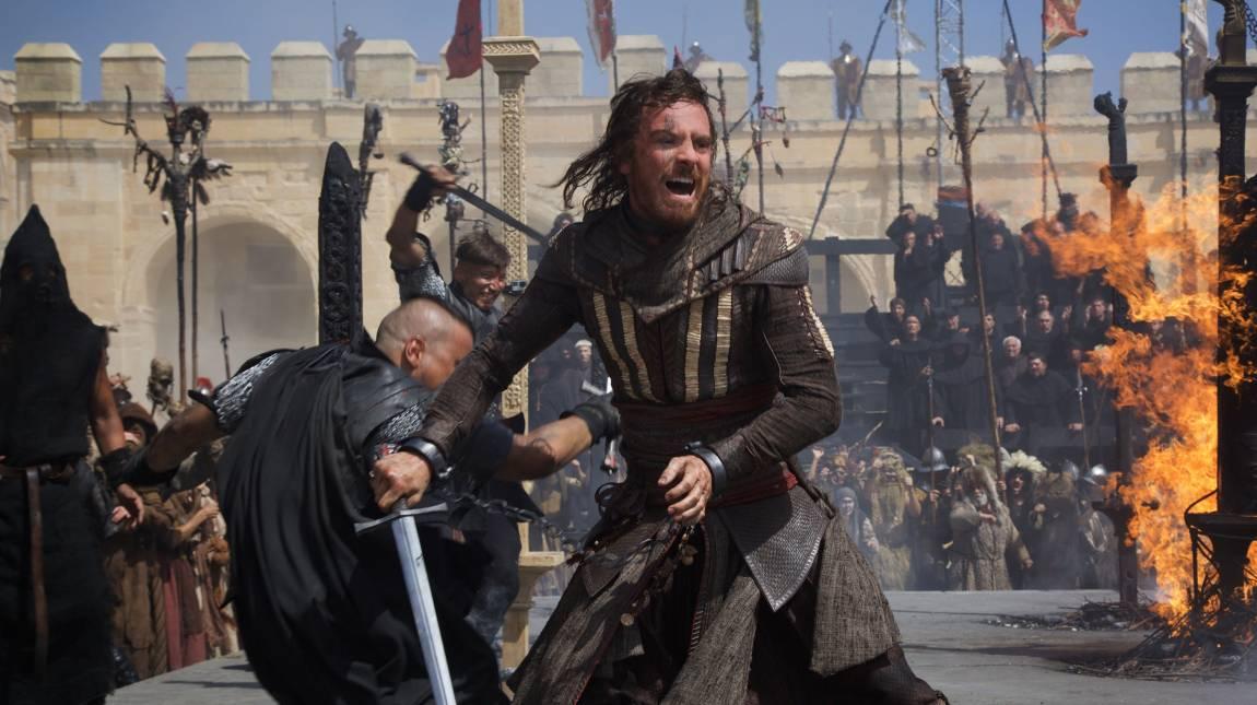 Assassin's Creed - exkluzív színfalak mögötti videó kép