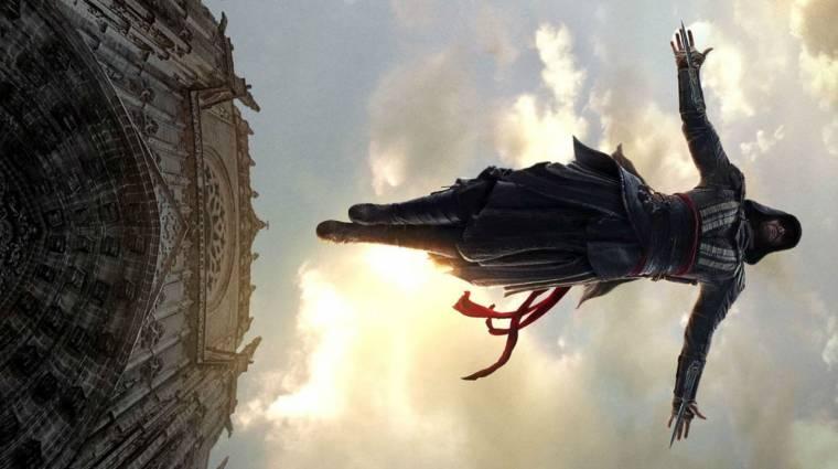 Penge képeken az Assassin's Creed mozi kép