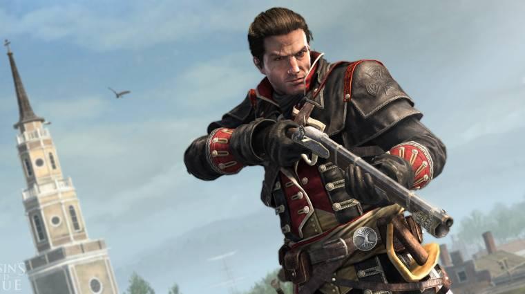 Assassin's Creed: Rogue - így néz majd ki PC-n (videó) bevezetőkép