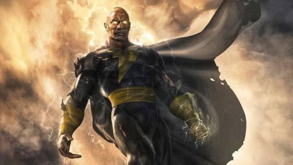Egy DC FanDome trailerben láthatjuk először Black Adam filmes változatát kép