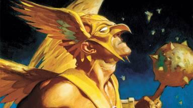 Megvan, ki játssza Sólyomembert, Black Adam ellenfelét a készülő filmben kép