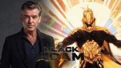 Pierce Brosnan szuperhősnek áll a Black Adamben kép