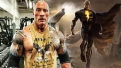 Lesz egy nagy különbség Dwayne Johnson Black Adam jelmeze és a többi hősszerkó között kép