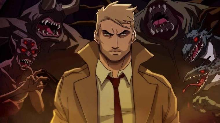 Ekkor tér vissza Constantine egy saját sorozattal kép