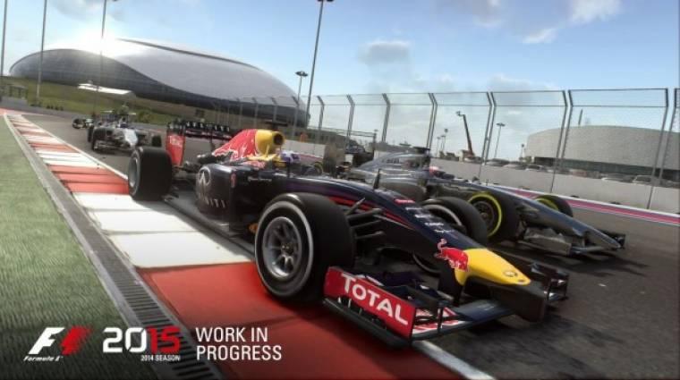 F1 - jövőre még jön játék, utána kérdéses bevezetőkép