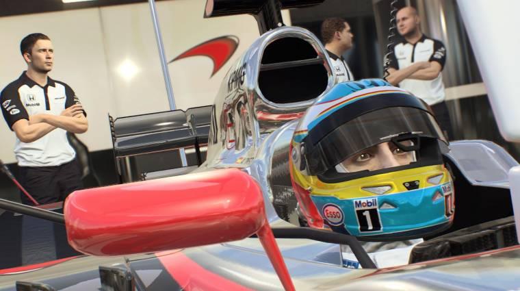 F1 2015 - gondok vannak a PC-s változattal, reagált a Codemasters bevezetőkép