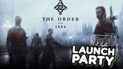 GameNight - ilyen volt a The Order 1886 launch party! kép