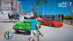 Nagyon szeretnénk, ha a GTA Vice City és San Andreas remasterek úgy néznének ki, mint ezek a letiltott modok kép