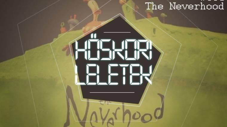 Hőskori leletek: The Neverhood bevezetőkép