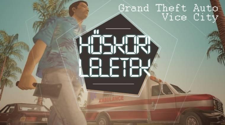 Hőskori leletek - Grand Theft Auto: Vice City bevezetőkép