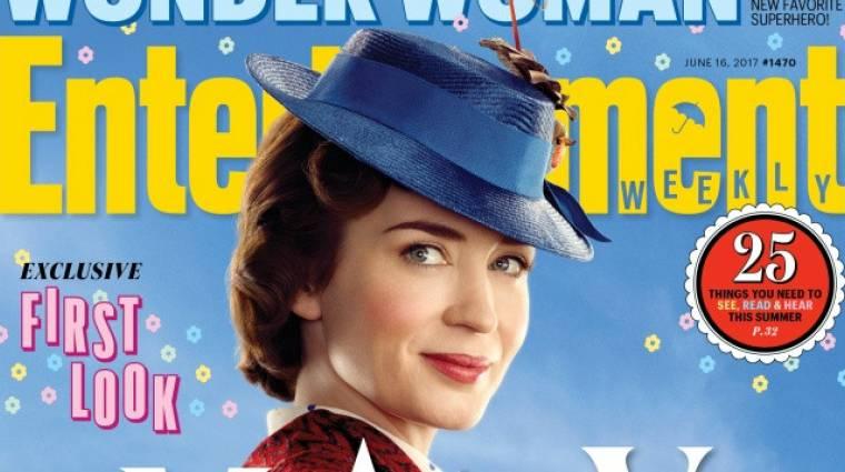 Képeken a Mary Poppins visszatér kép