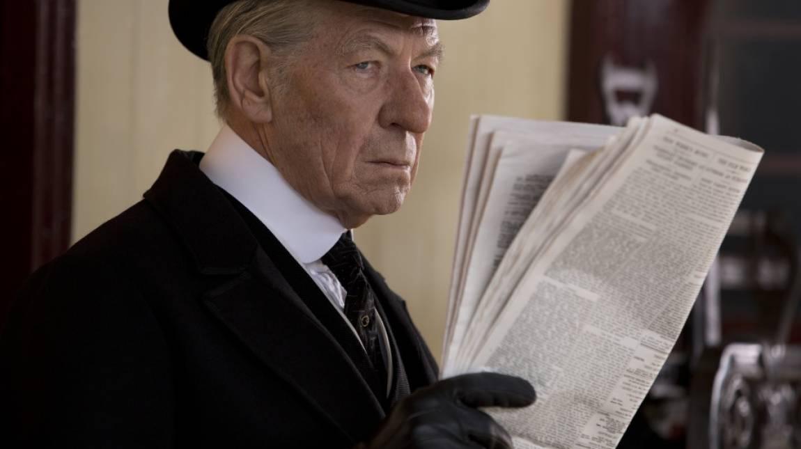 Mr. Holmes - Kritika kép