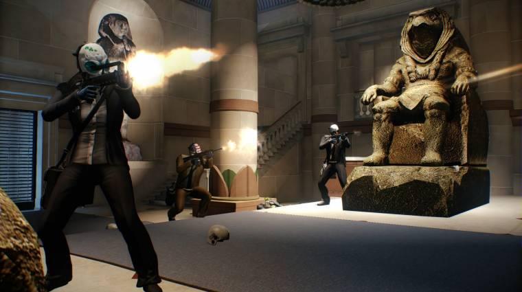 PayDay 2: Crimewave Edition - ezért lesz jobb PS4-en és Xbox One-on (videó) bevezetőkép
