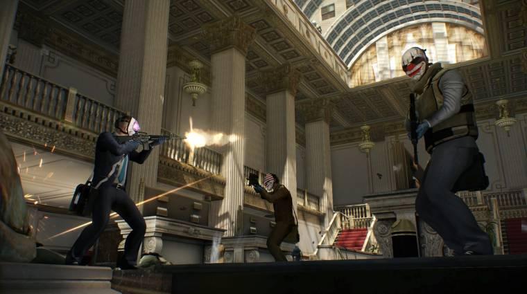 Payday 2: Crimewave Edition -  jön egy minden eddiginél bővebb kiadás? bevezetőkép