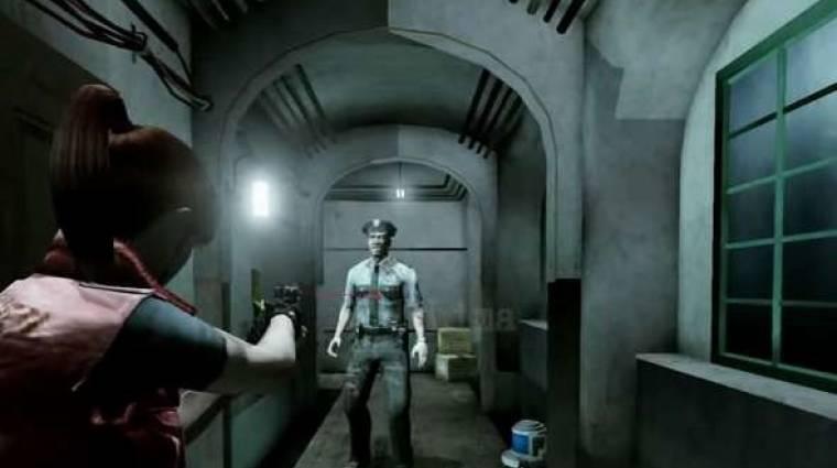 Resident Evil 2 - teljes remake készül, nem csak egy újrakeverés bevezetőkép