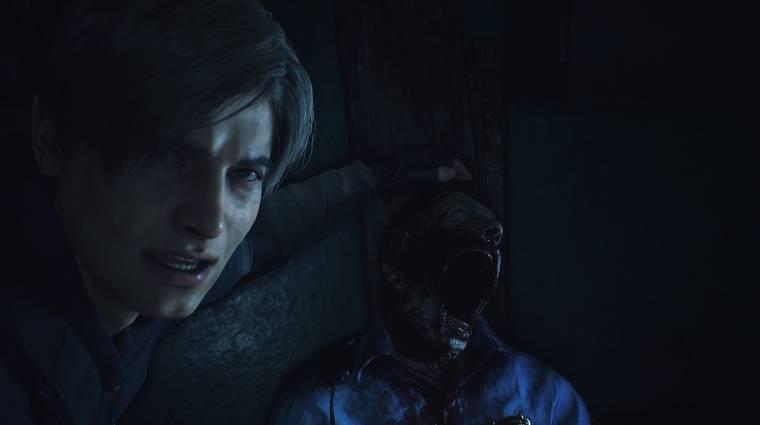 Vajon ki elől lehet még reményvesztetten menekülni a Resident Evil 2-ben? bevezetőkép